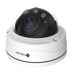 Фото 1 - Milesight MS-C3272-FPNA, купольная, Pro, Motorized Zoom/Focus, SIP, Mic, PoE, ИК, 2Мп, IP66 IK10